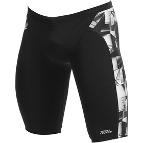 Funky Trunks Training Jammers Men, black tint